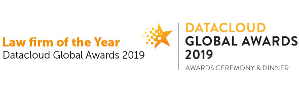 Winner | Law Firm of the Year | Datacloud Congress