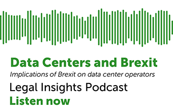Data Centers and Brexit Podcast