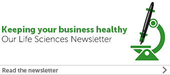 Life sciences newsletter