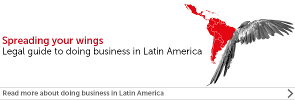 Legal guide to doing business in Latin America