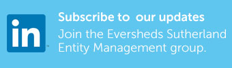 Join the Eversheds' entity management LinkedIn group